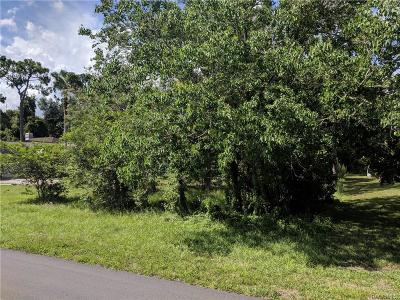 Lecanto Residential Lots & Land For Sale: 1929 W Marsten Court