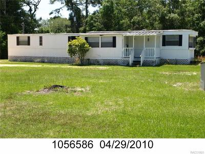 Crystal River Multi Family Home For Sale: 4265 N Beginning Path