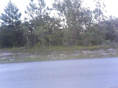 Citrus County Residential Lots & Land For Sale