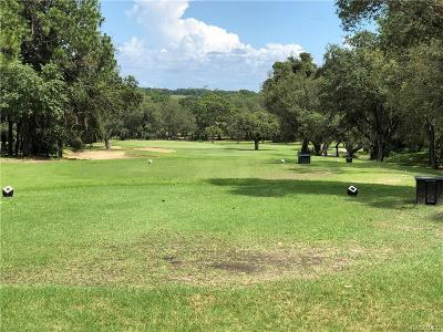 Lecanto Residential Lots & Land For Sale: 2815 N Prestwick Way