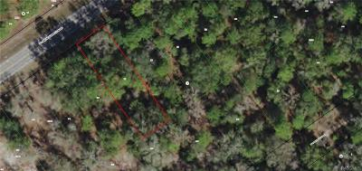 Dunnellon Residential Lots & Land For Sale: 7578 W Dunnellon Road