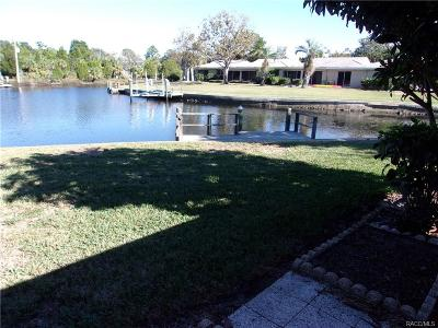 Crystal River Condo/Townhouse For Sale