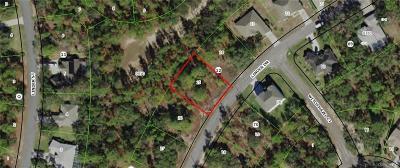 Homosassa Residential Lots & Land For Sale: 217 Linder Drive