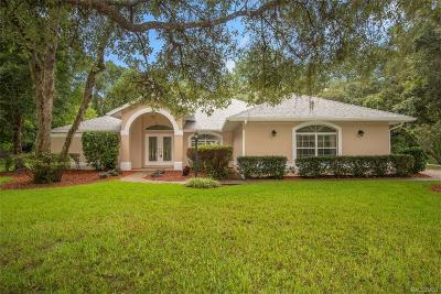 Citrus County Single Family Home For Sale: 96 E Liberty Street