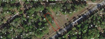 Dunnellon Residential Lots & Land For Sale: 7407 & 7411 W Dunnellon Road