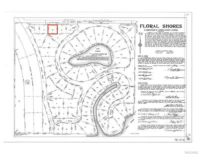 Floral City Residential Lots & Land For Sale: 8486 E Hampton Point Road