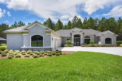 Citrus County Single Family Home For Sale: 104 E Atlantic Street