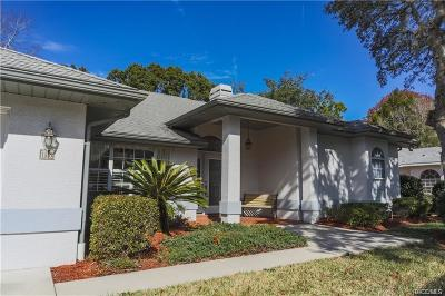 Homosassa, Dunnellon Single Family Home For Sale: 18 Linder Drive