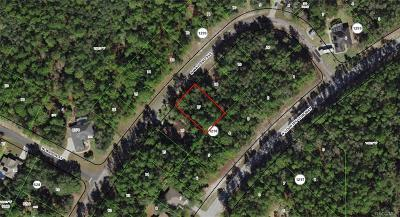 Citrus Springs Residential Lots & Land For Sale: 10073 N Wayland Avenue
