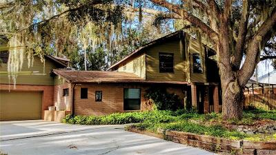 Homosassa Single Family Home For Sale: 4215 S Purslane Drive