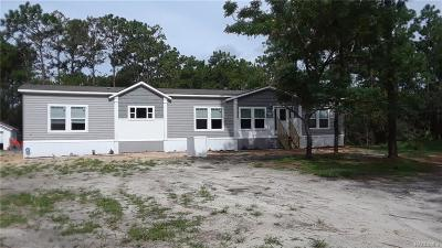 Mobile Home For Sale: 5780 S Bamma Drive