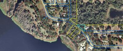 Inglis Residential Lots & Land For Sale: SE 201st Street