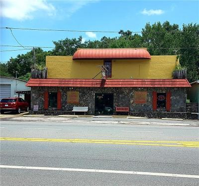 Floral City Commercial For Sale: 7791 S Florida Avenue