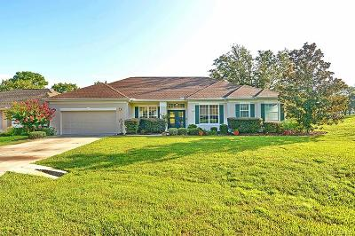 Homosassa Single Family Home For Sale: 15 Woodash Court
