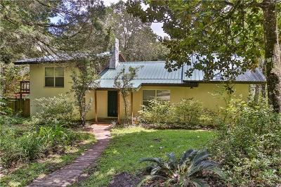 Floral City Single Family Home For Sale: 11401 S Old Jones Road