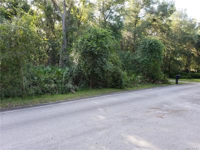 Dunnellon Residential Lots & Land For Sale: 10327 N Big Bass Trail