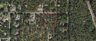 Hernando Residential Lots & Land For Sale: 1802 E Ridgefield Drive