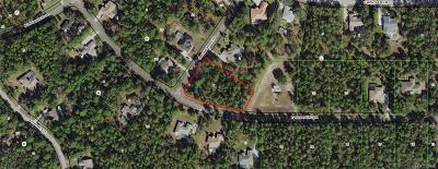 Hernando Residential Lots & Land For Sale: 3795 N Monadnock Road