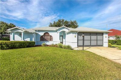 Lecanto FL Single Family Home For Sale: $205,000
