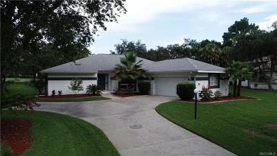 Homosassa Single Family Home Pending: 158 Pine Street