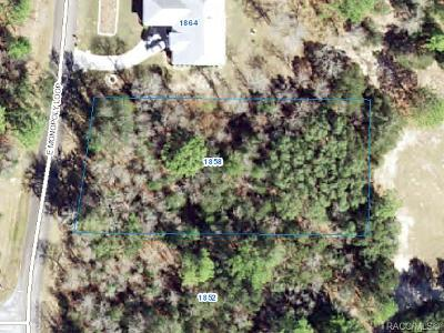 Inverness Residential Lots & Land For Sale: 1876 E Monopoly Loop