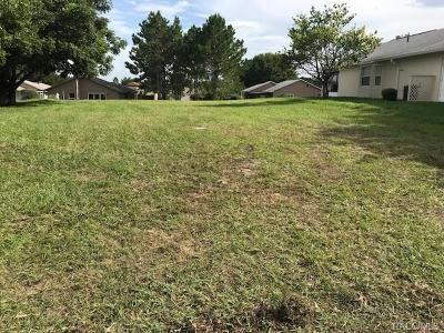 Lecanto Residential Lots & Land For Sale: 1870 W Shanelle Path