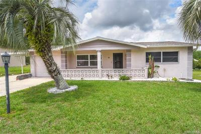 Citrus County Single Family Home For Sale: 102 S Osceola Street