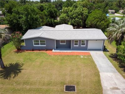 Citrus County Single Family Home For Sale: 14 N Wadsworth Avenue