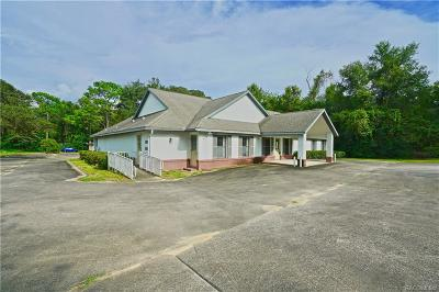 Inverness Commercial For Sale: 2337 Forest Drive