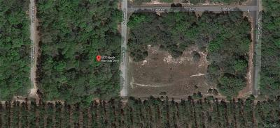 Residential Lots & Land For Sale: 8022 N Alameda Drive