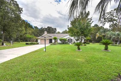 Beverly Hills FL Single Family Home For Sale: $290,000
