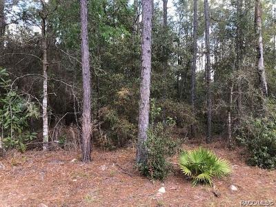 Dunnellon Residential Lots & Land For Sale: 7598 W Dunnellon Road