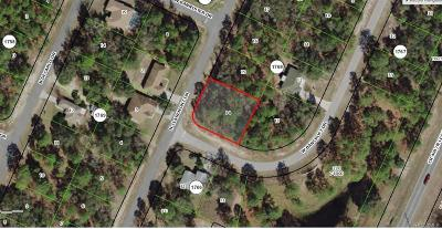 Citrus Springs Residential Lots & Land For Sale: 5725 N Claremont Drive