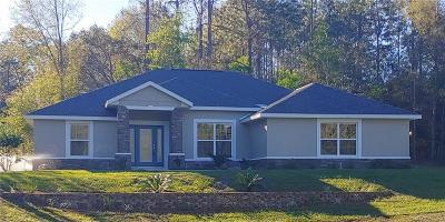 Hernando Single Family Home For Sale