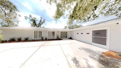 Crystal River Single Family Home For Sale: 224 N McGowan Avenue