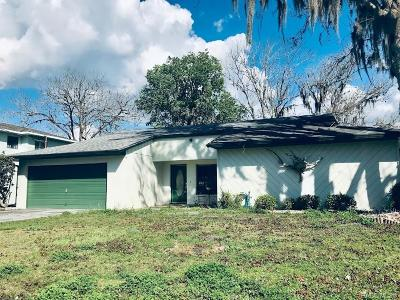 Crystal River Single Family Home For Sale: 1401 SE 4th Avenue