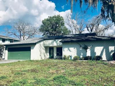 Citrus County Single Family Home For Sale: 1401 SE 4th Avenue
