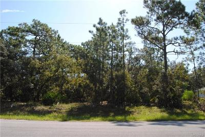 Pine Ridge Residential Lots & Land For Sale: 4173 N Pink Poppy Drive