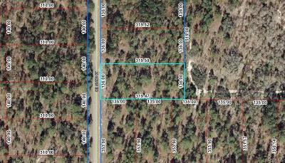 Dunnellon Residential Lots & Land For Sale: Tbd Lot 17 SE 129th Court