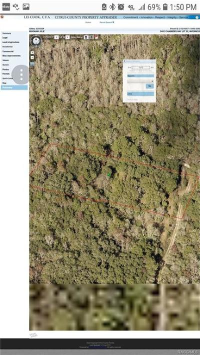 Residential Lots & Land For Sale: 548 S Chambers Way