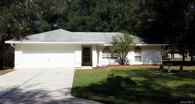 Inverness Single Family Home For Sale: 6585 E Wingate Street