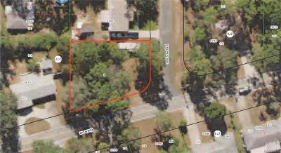 Inverness FL Residential Lots & Land For Sale: $7,500