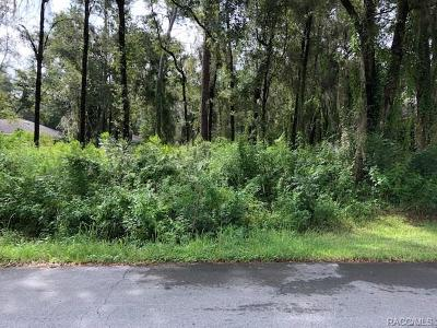 Residential Lots & Land For Sale: 00 SW 98th Loop