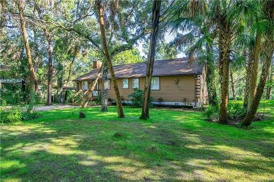 Homosassa Single Family Home For Sale: 6773 S Hancock Road