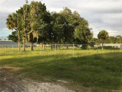 Homosassa Residential Lots & Land For Sale: 1983 S Suncoast Boulevard