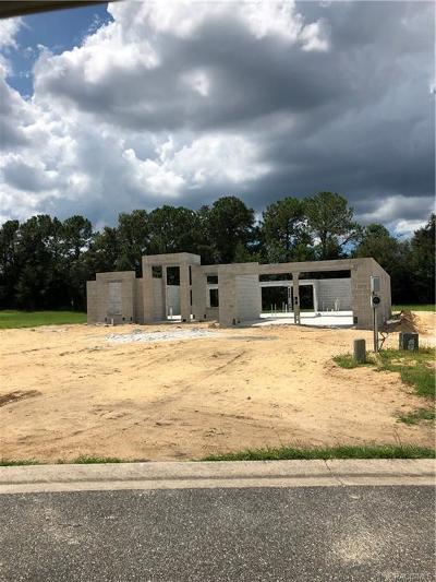 Hernando Single Family Home For Sale: 416 W Cobblestone Loop #47