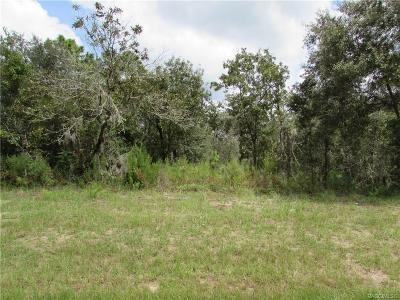 Residential Lots & Land For Sale: 10109 N Elkcam Boulevard