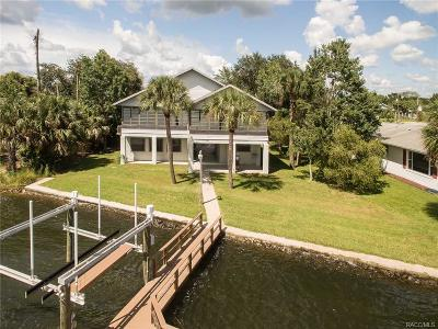 Citrus County Single Family Home For Sale: 2020 NW 13th Street