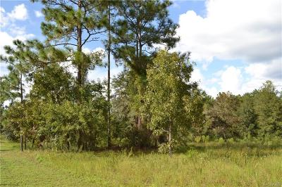 Dunnellon Residential Lots & Land For Sale: 5565 W Dunnellon Road
