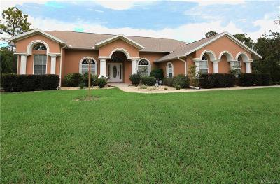 Single Family Home For Sale: 4437 N Ficus Drive